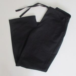 Pants - NWOT Black Scrubs Pants